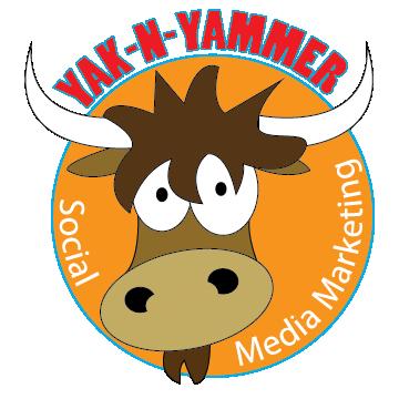 Sarasota Marketing Yak N Yammer Logo